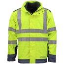 Wetterschutz-, Flamm- und Warnschutzjacke Prevent