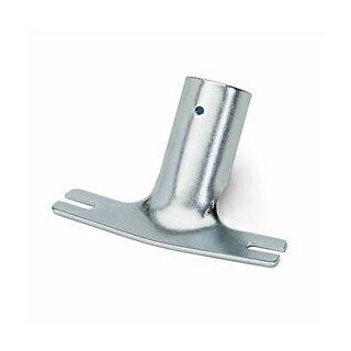 Metallstielhalter geschlitzt Durchmesser 28mm