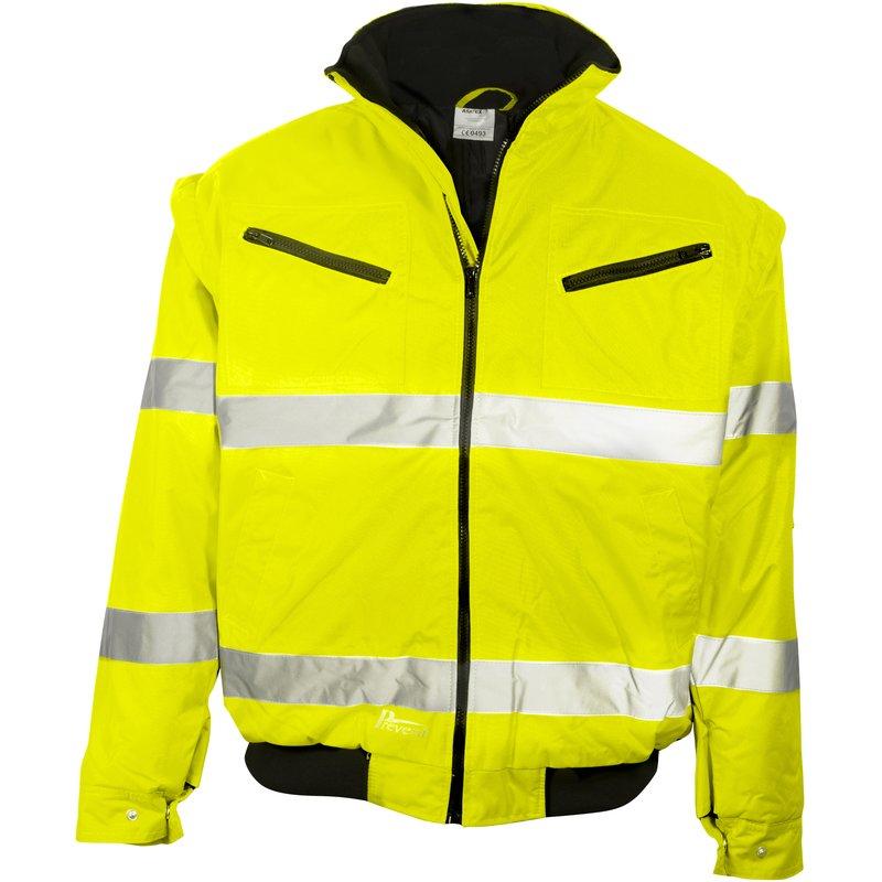 U-Power Workwear Pilotenjacke Buddy Arbeitsjacke Jacke Arbeitskleidung