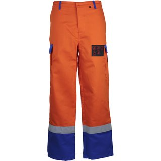 Bundhose Multinorm (RWE) Orange/Blau