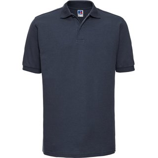 Russel Herren Polo-Shirt, Mischgewebe