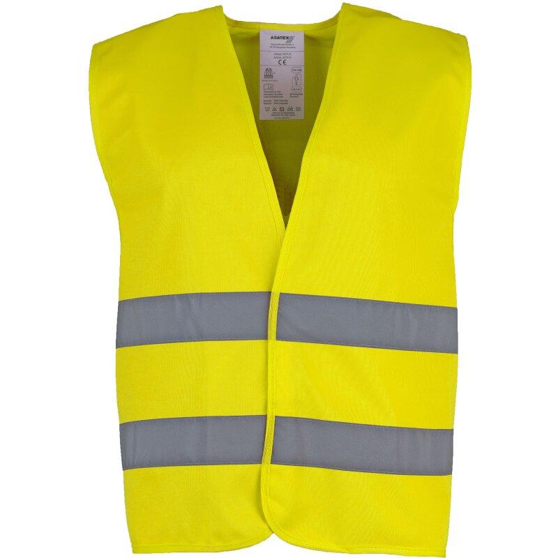 Größe 10 Nitril Handschuhe gelb