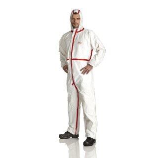 ProSafe 2 ® Plus Chemieschutzoverall, weiß, Kat. 3, Typ 4+5+6