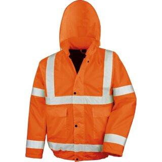 Warnschutzjacke orange GO/RT