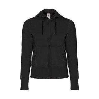 huge discount 4b72d 84a6d Damen Sweatshirt mit Kapuze und Reißverschluss, inkl. zwanziger Logo