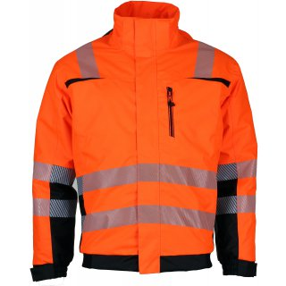 Warnschutz-Parka Prevent® Trendline 5 in 1, orange,