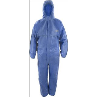 CoverTex ® Chemieschutzoverall blau,