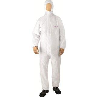 CoverStar-Eco® Chemieschutzoverall, weiß
