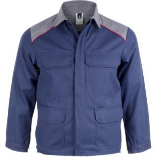 Multinorm-Jacke Proban®, blau/grau
