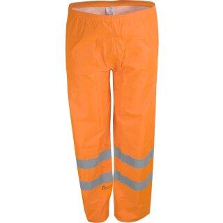 Warnschutz-Regenbundhose Prevent®, leuchtorange,